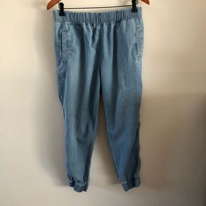 Current/Elliott Jeans - CURRENT/ELLIOTT | The Jogger in Azul Faded